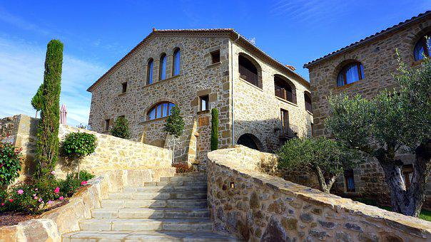 House, Rural, Architecture, Old House, Old, Stone