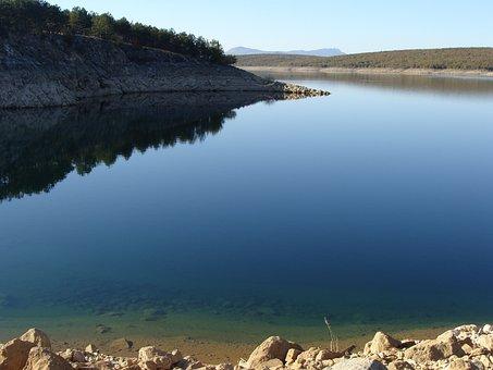 Lake, Nature, Still, Water, Landscape, Scenic, Calm
