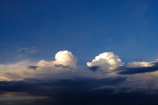 Clouds, Thunderstorm, Sky, Weather, Storm Clouds