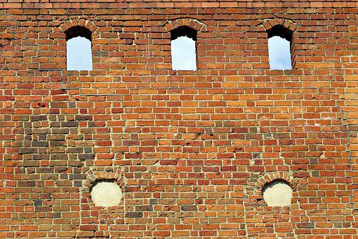 Lake Dusia, Castle, Defensive, The Window, The Gothic