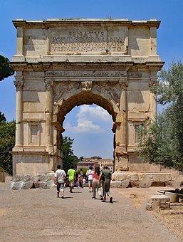 Forum, Rome, Italy, Europe, Antiquity, Romans