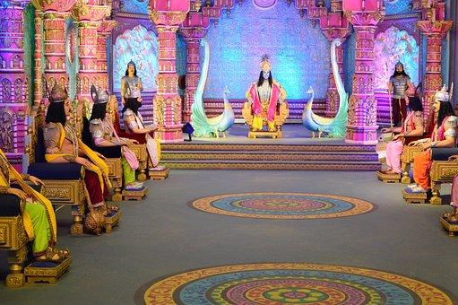 Maha, Bharat, Rama