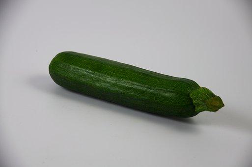 Zucchini, Vegetable, Table, Garden, Bio, Produce, Power