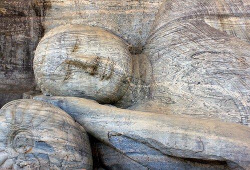 Buddha, Sri Lanka, Temple, Religion, Travel, Statue