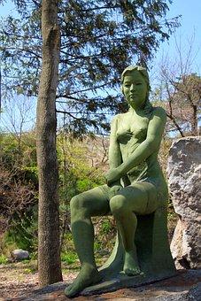 Statue, Sculpture, Exhibition, Art Gallery, Model