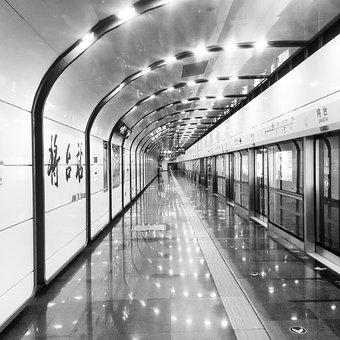 Beijing, Metro, The Station Road