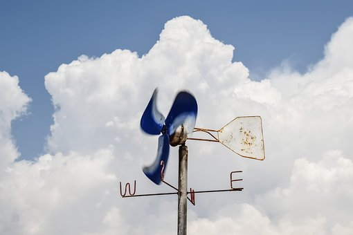 Anemometer, Wind Gauge, Wind, Weather, Speed, Equipment