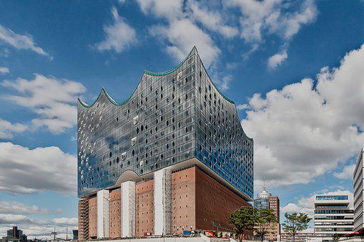 Elbe Philharmonic Hall, Hamburg, Philharmonic, Germany