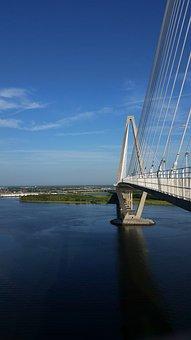 Charleston, South Carolina, Bridge, Cable Stay