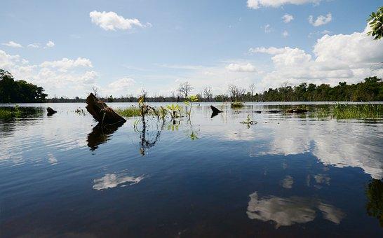 Siem Reap, Beaulieu Pool, Sky