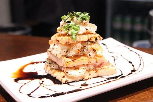 Gastronomy, Japanese Food, Shrimp