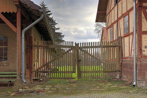 Old, Old Gate, Germany
