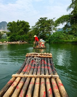 China, Guilin, Guanxi, Asia, Landscape, Chinese, Travel