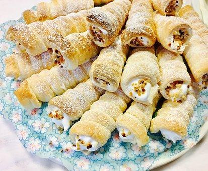 Eat, Delicious, Fat, Unhealthy, Healthy, Bake, Food