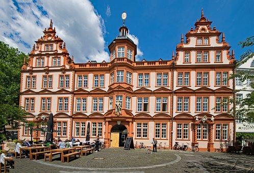 Good Mountain Museum, Mainz, Sachsen, Germany, Europe