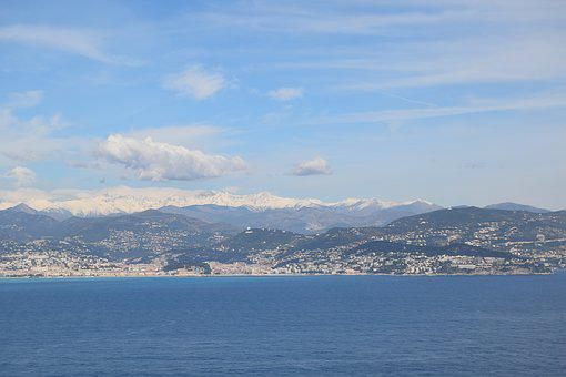 South Of France, Monte Carlo, City, Tourism, Luxury