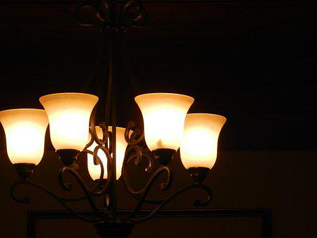Chandelier, Lights, Design