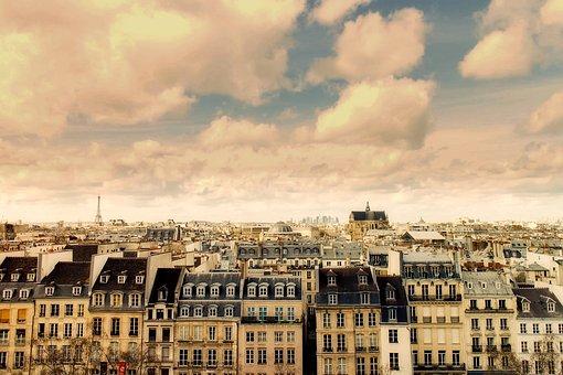 Paris, France, City, Urban, Cityscape, Landmarks