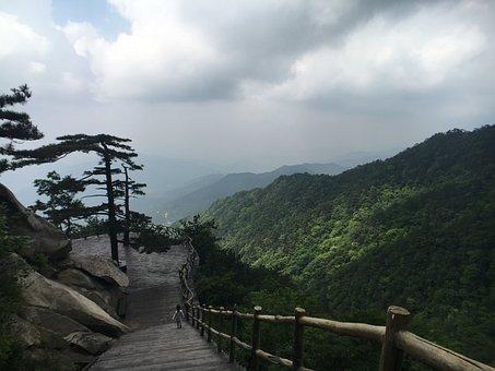 The Scenery, Mountain, Cloud