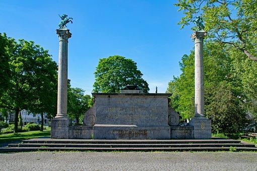 Landgraf-philipps-system, Darmstadt, Hesse