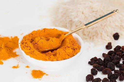 Turmeric, Spice, Curry, Seasoning, Ingredient, Powder