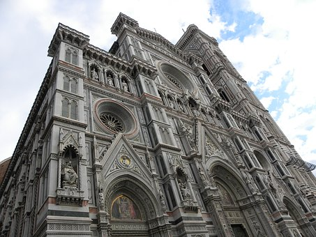 Florence, Cathedral, Monument, Historic Centre