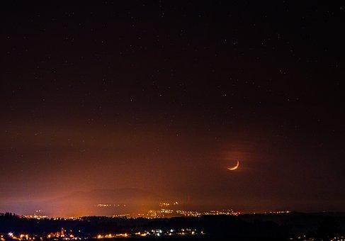 Night, Starry Sky, Night Sky
