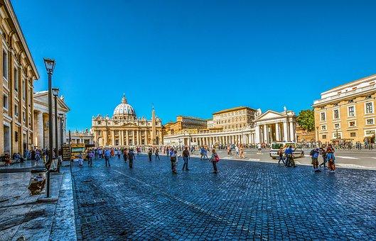 Rome, Roman, Italy, Italian, St Peter, Vatican, City