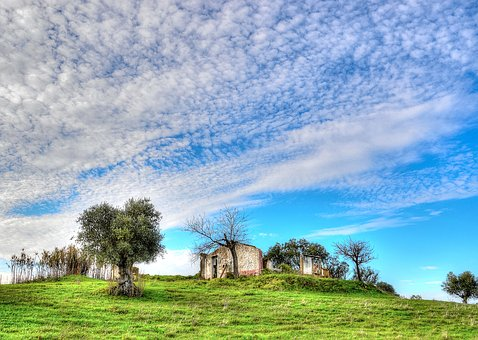 Rural, Desolation, Ruin, House, Desolate, Abandoned