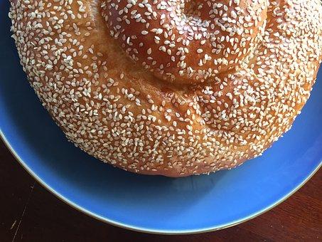 Bread, Jewish, Food, Hanukkah, Bakery, Sabbath