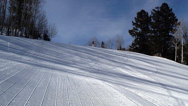 Ski Slope, Snow, Winter, Mountain, Sport, Sky, White