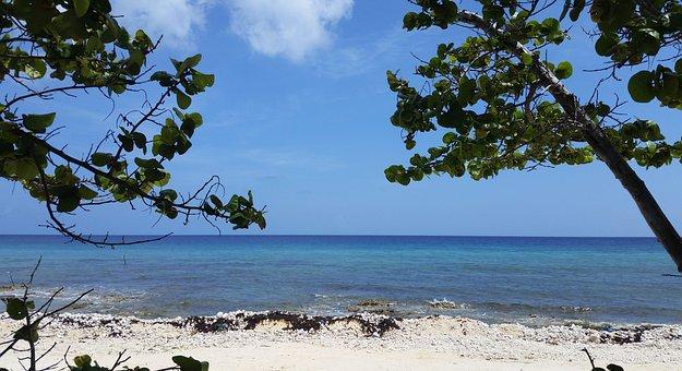 Beach, Ocean, Sand, Water, Sky, Sea, Summer, Vacation