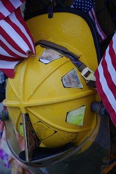 September 11, Firefighters, Tribute, Memorial, Fireman