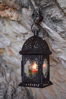 Lantern, Flame, Light, Candle, Decoration, Spirituality