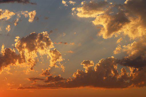 Cloud, Sky, Turkey, Sunset, Clouds, Marine, Landscape