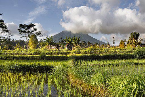 Volcano, Mood, Panorama, Rest, Landscape, Volcanic