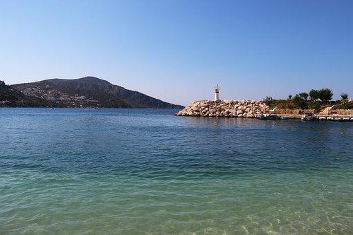 Browse, Shield, Antalya, Turkey, Views Of The Sea