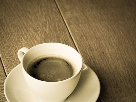Coffee, Coffee Cup, Cup, Beans, Drink, Coffee Beans