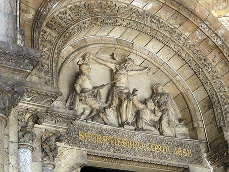 Paris, Montmartre, Basilica, Sacred Heart, Eardrum