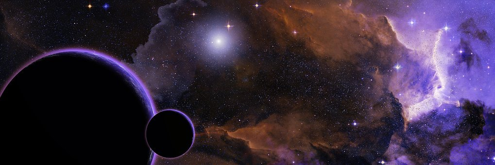 Space, Star, Planet, Universe, Science Fiction, Sci Fi