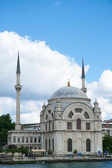 Cami, Minaret, Turkey, Islam, The Minarets, Religion