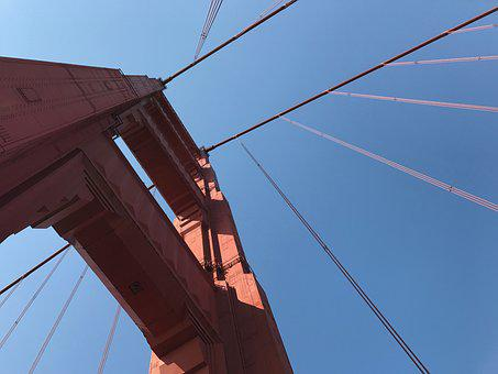 San Francisco, California, Landmark, Golden Gate