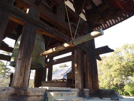 Bell, Sanctuary, Japan