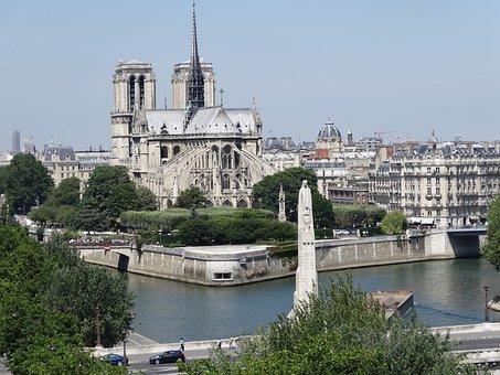 Paris, Church, France, Places Of Interest