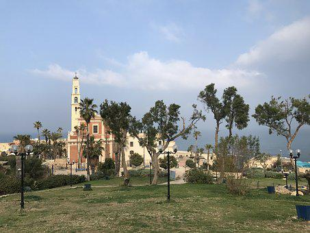 Israel, Job Mobile, Church