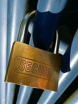 Lock, Security, Secure, Padlock