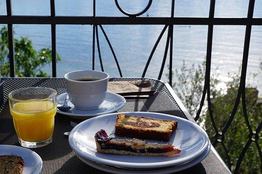 Breakfast, Eat, Cake, Garda, Pastries, Sweet Food