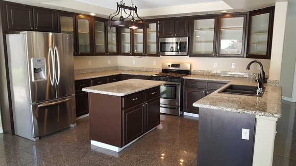 Kitchen, Real Estate, Design, Residential