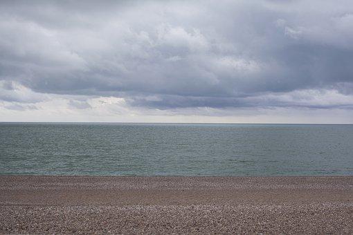 Landscape, Beach, Views Of The Sea, Holidays, Marine