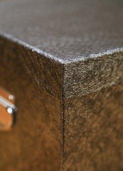 Box, Gift, Detail